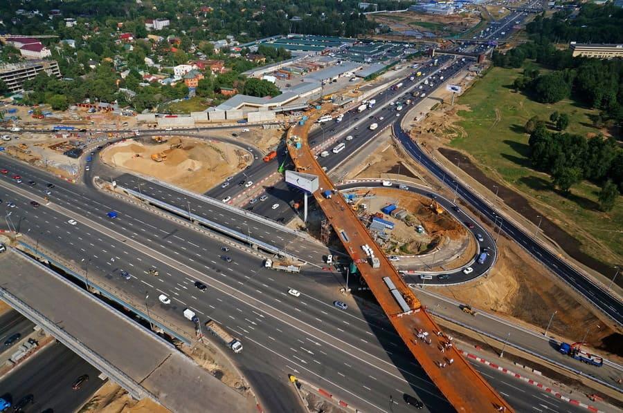 Реконструкция транспортных развязок: этапы и особенности процесса
