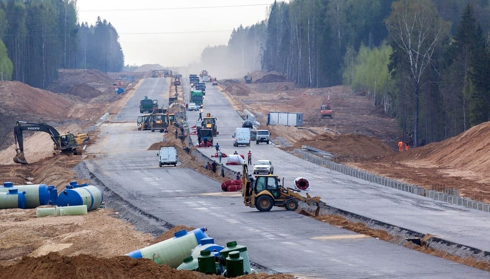 Нормативная база строительства дорог